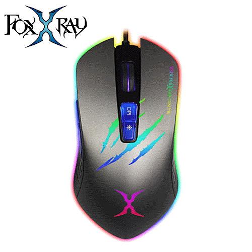 FOXXRAY 狐鐳 FXR-BM-55-1 夜襲獵狐電競滑鼠