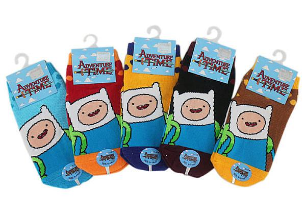 【卡漫城】阿寶 襪子 9-14cm 3雙組 ㊣版 探險活寶 直板襪 兒童 幼童 防滑 適合1-4歲