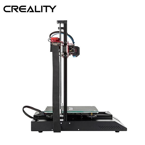3D打印機 創想三維CR-10S PRO新升級自動調平大尺寸高精度家用教育創意DIY套件 莎瓦迪卡