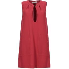 《セール開催中》L' AUTRE CHOSE レディース ミニワンピース&ドレス レッド 40 ウール 100%