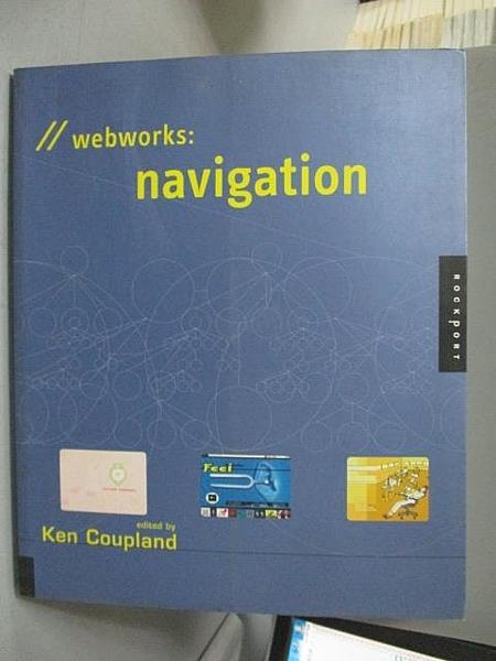 【書寶二手書T2/網路_J4E】Webworks-navigation_DANIELSON, RICHARD/ ED
