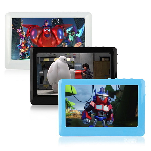 DW-C05影音夢幻款4.3吋觸控螢幕MP5(內建16GB)(加贈6大好禮)