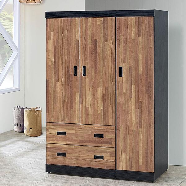 積層木4x6尺衣櫥(21SP/612-4)