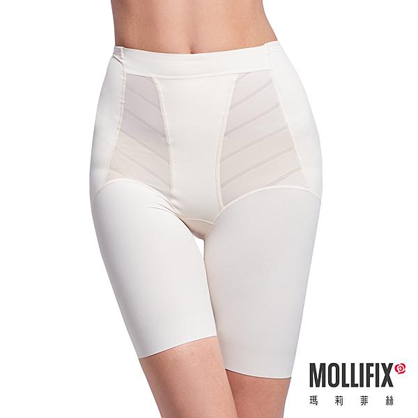 Mollifix瑪莉菲絲 超自我 蜜腿SHAPE五分褲 (裸膚)