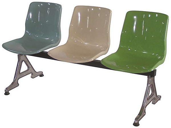 HP443-12 (A01)三人公共排椅