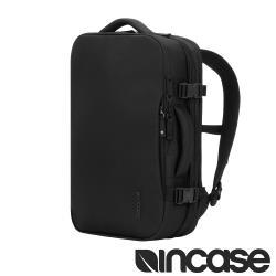 Incase VIA Backpack 15吋可擴充旅行筆電後背包 鑽石格紋黑