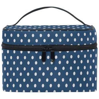 三郎の市場 幾何抽象 女性の化粧ポーチ コスメケース 旅行 化粧品 収納 雑貨 小物入れ 出張用バック 超軽量 機能的 大容量