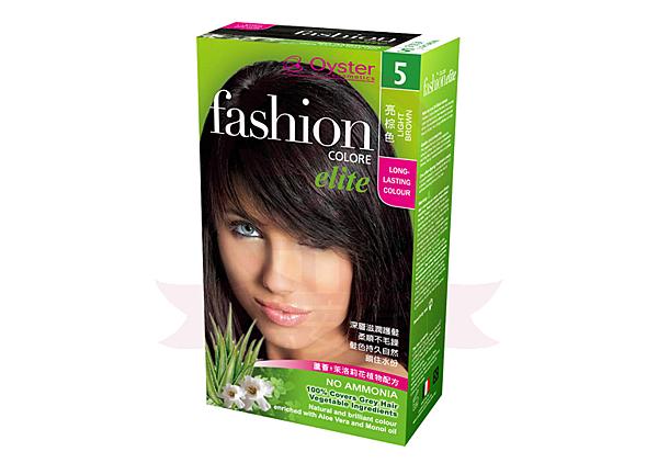 歐絲特 植物性染髮劑5號(亮棕色)x1