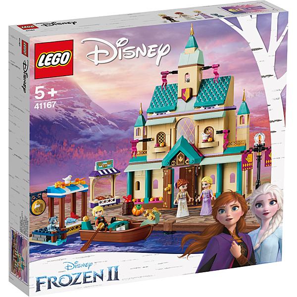 樂高 LEGO  迪士尼公主系列 LT41167 艾倫戴爾城堡