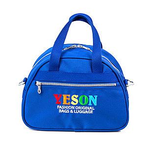 YESON - 手提斜背收納包兩色可選-MG-5010藍