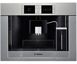 德國 博世 BOSCH嵌入式咖啡機 Silent Cream Drive 靜音陶瓷碾碎器 TCC78K751 另售CTL636ES1