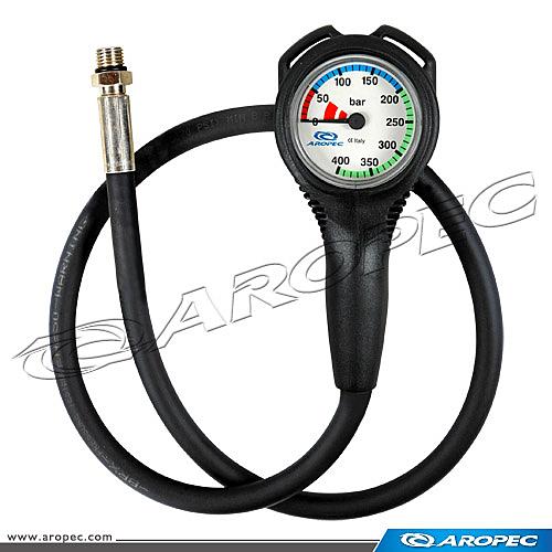 潛水用袖珍型壓力錶  PG-TM1-BAR   【AROPEC】