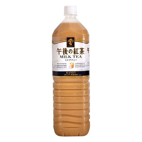 麒麟午後紅茶-奶茶1500ML【愛買】