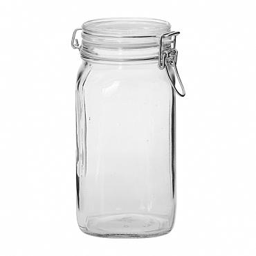 義大利玻璃密封罐1650c.c
