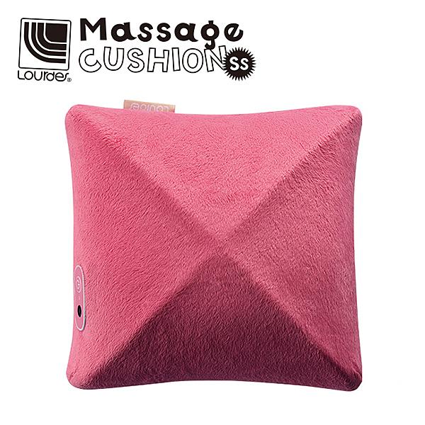 Lourdes日式小型揉捏按摩抱枕電動按摩枕(粉紅色)108pk