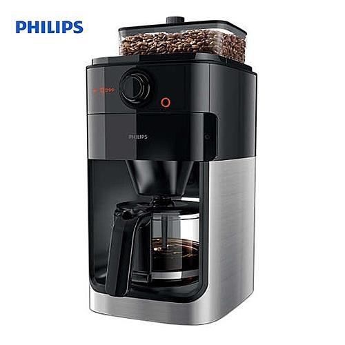PHILIPS飛利浦 全自動研磨咖啡機-HD7761/01【愛買】