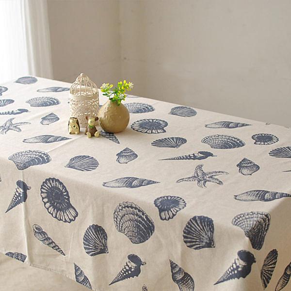 時尚可愛空間餐桌布 茶几布 隔熱墊 鍋墊 杯墊 餐桌巾147  (140*140cm)