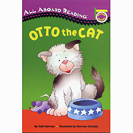 【汪培珽書單】〈All Aboard Reading系列:Picture Reader 〉OTTO THE CAT