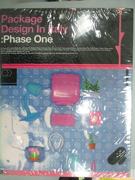 【書寶二手書T5/廣告_E1N】Package design in Italy : phase one_CAMELLIN