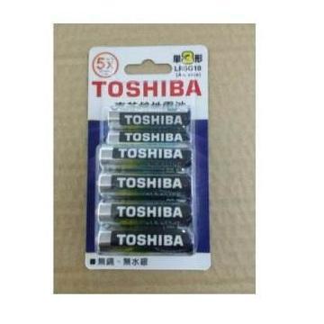 東芝TOSHIBA 鹼3號電池10入卡裝(LR6G8+2)