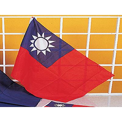 1號中華民國國旗旗面16x24cm