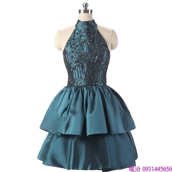 (45 Design)  7天到貨  婚紗紅色短款禮服大貨外貿出口晚禮服 大小能訂做 胖mm 大尺碼21
