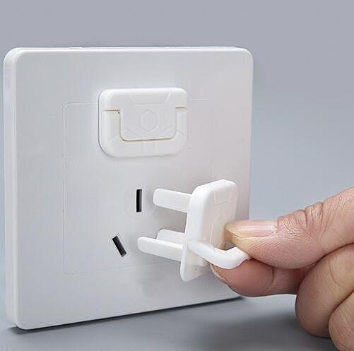 兒童插座保護蓋電源堵孔防護蓋插孔板