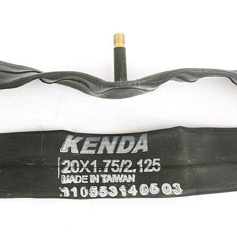 *阿亮單車*KENDA建大內胎一條20X1.75~2.125美式嘴(H00-814)