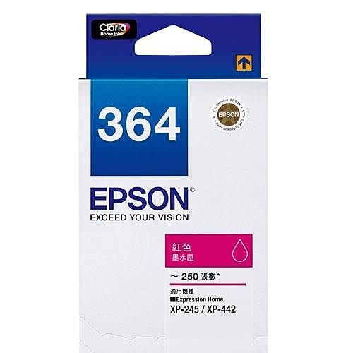 EPSON 原廠墨水匣T364350( 紅)