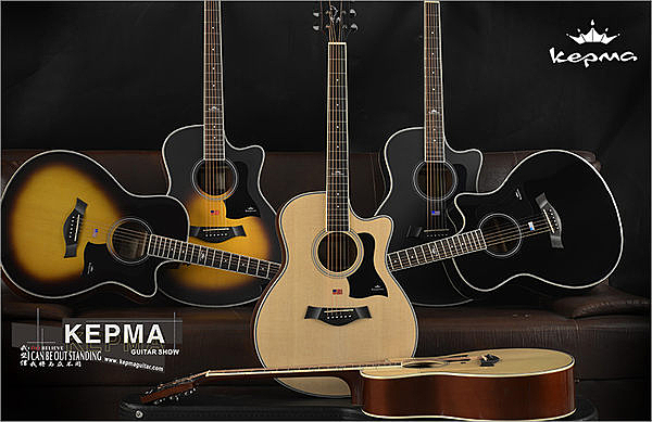 小叮噹的店- 木吉他 41吋 全配件 KEPMA卡馬 A1C/D1C 學吉他推薦