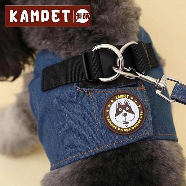 中型小型犬背心式牽引繩狗繩泰迪狗鍊子