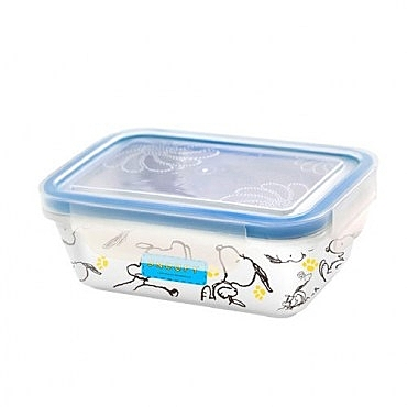 史努比 馬卡龍陶瓷保鮮盒 CL-0054