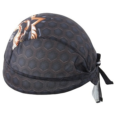 自行車頭巾 抗紫外線-帥氣創意羽翼造型男女單車運動頭巾73fo46【時尚巴黎】