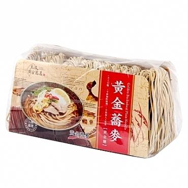 黃金蕎麥麵600g(紙板)