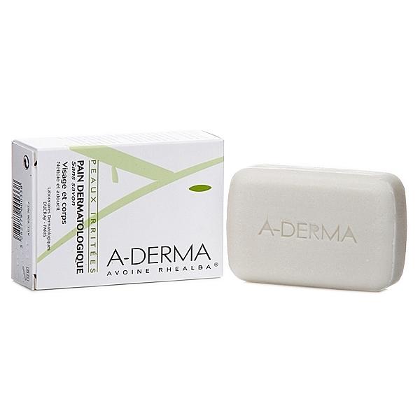 【任2件$338】A-DERMA 艾芙美 燕麥非皂性潔膚皂100g 【小三美日】