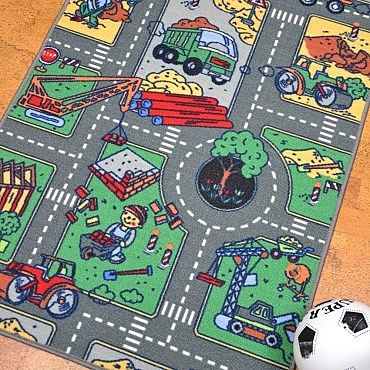 兒童遊戲毯100X150工程