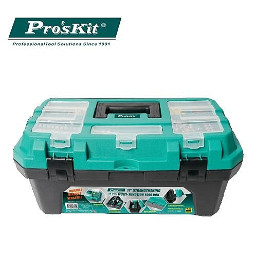 Pro sKit 寶工  SB-1418  加强型多功能雙層工具箱