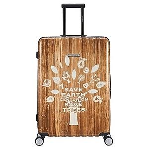 【CENTURION百夫長】拉鍊款29吋U_W81森林之樹行李箱