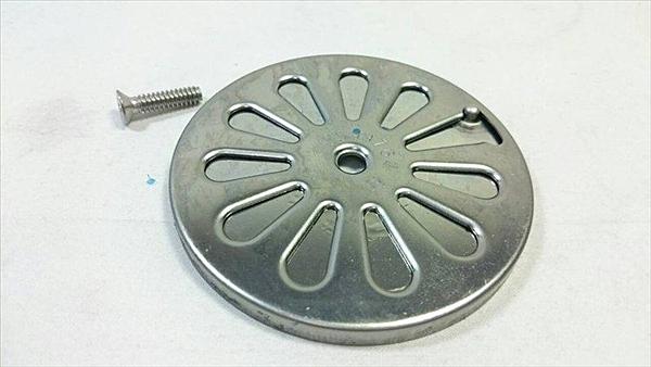 專利四角地板上蓋 E120【051204】地板排水孔蓋 防蚊 防蟑螂《八八八e網購