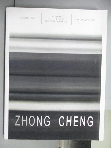 【書寶二手書T9/收藏_EOZ】ZhongCheng_Modern and Contemporary Art_2018/