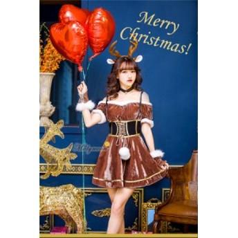 サンタ コスプレ クリスマス 衣装 安い レディース サンタクロース コスチューム