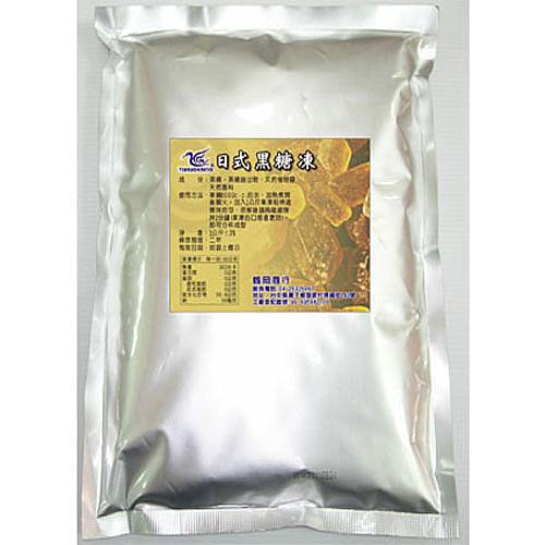 布丁果凍粉-日式黑糖凍粉 (1kg)