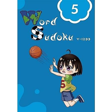 英文單字數獨(5):Word Sudoku