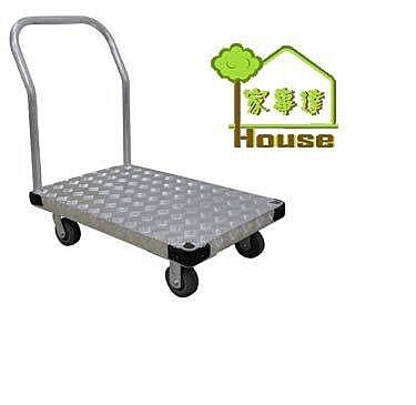 [家事達] 台灣GTMH-HDA-1 鋁製重型平板手推車(小)-載重:600Kgs 特價 工作車 手推車