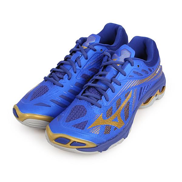 MIZUNO WAVE LIGHTNING Z4 男排球鞋(免運 美津濃≡體院≡ V1GA18005