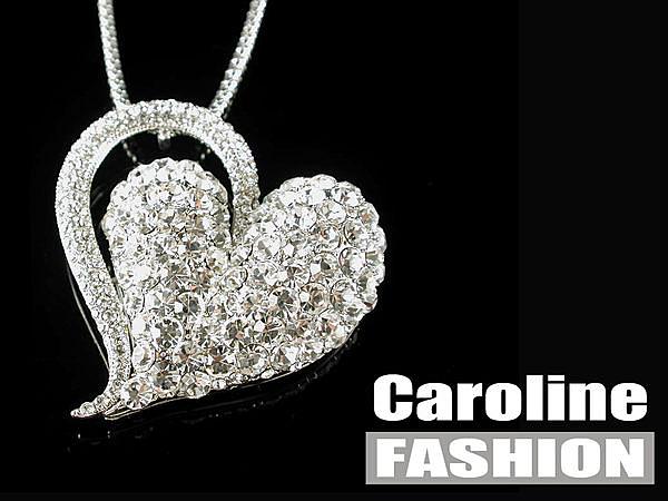《Caroline》★奧地利施華洛世奇水晶時尚項鍊16822