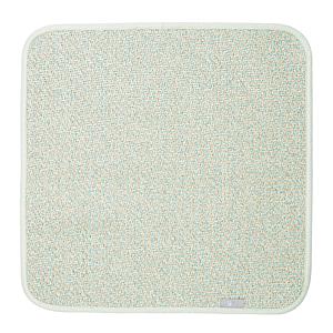 HOLA 薇爾亞藤抗菌防蟎一人坐墊50x50cm 綠