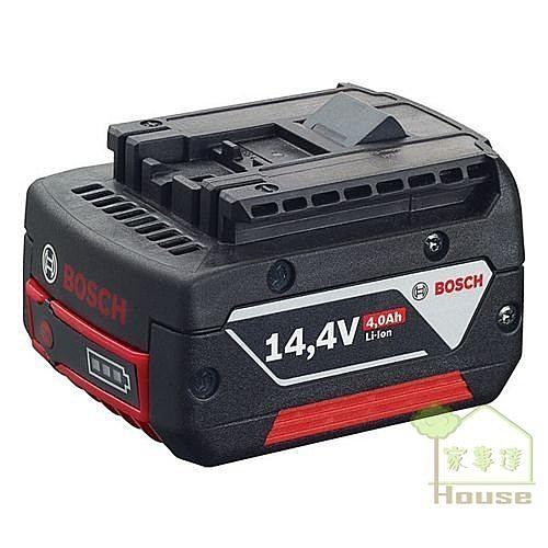 [ 家事達 ] 德國 BOSCH 鋰電池14.4V--4.0Ah(單入裝)  特價