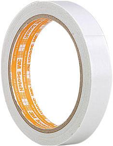 3M 668 (12mm*15y) 雙面棉紙膠帶