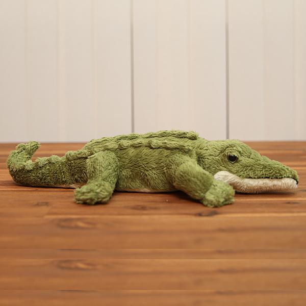 皮皮鱷魚玩偶(小)40CM-生活工場